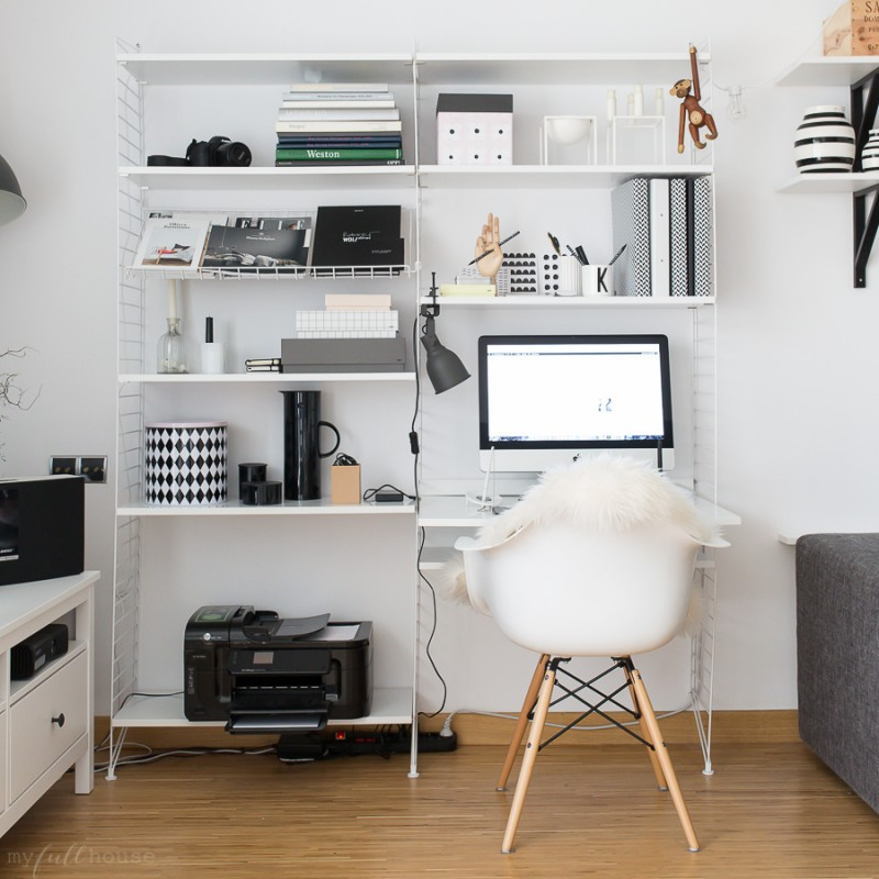 Fantastic Workspace At Home Largest Home Design Picture Inspirations Pitcheantrous