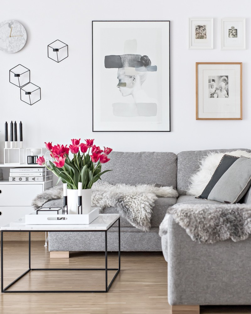 new poster in the living room my full house. Black Bedroom Furniture Sets. Home Design Ideas