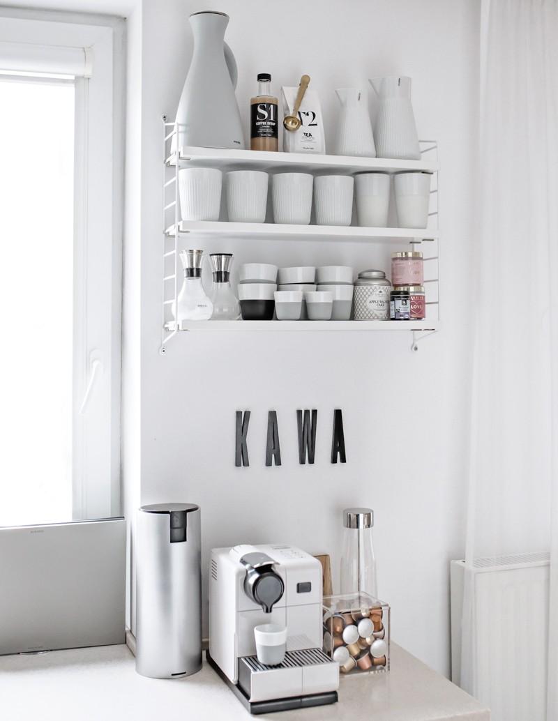 kitchen dreams and string pocket shelf