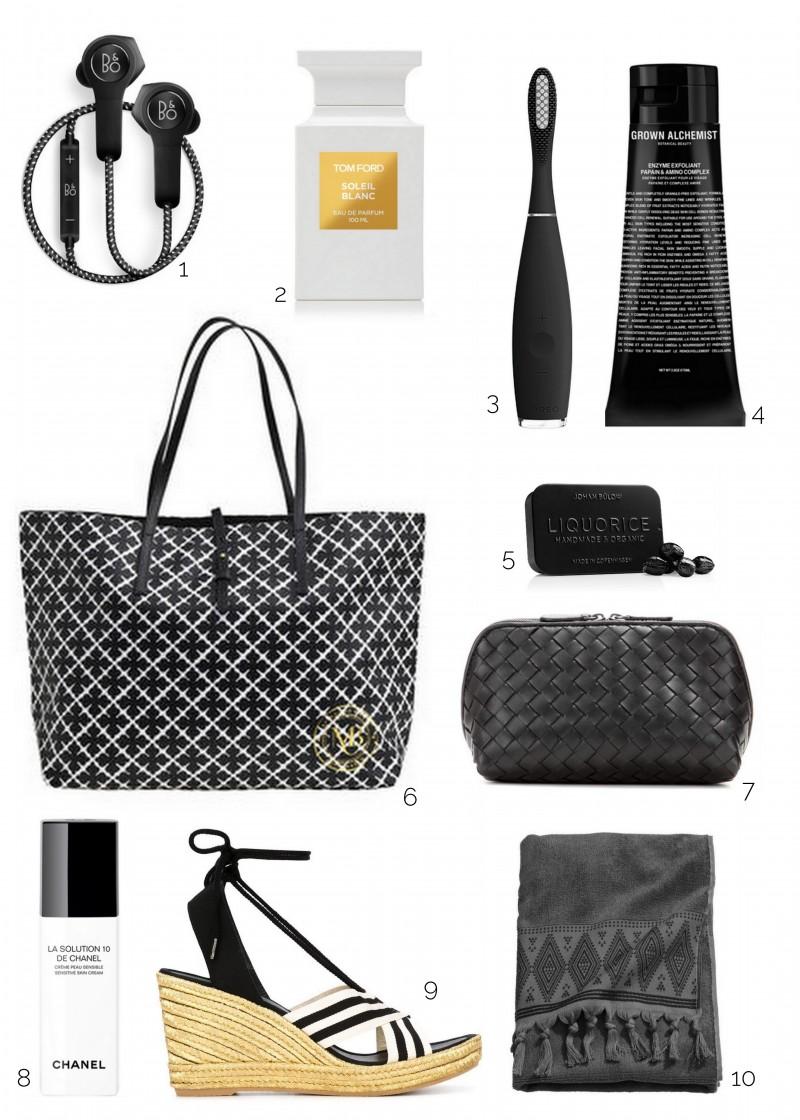10 summer essentials wishlist | www.my-ful-house.com