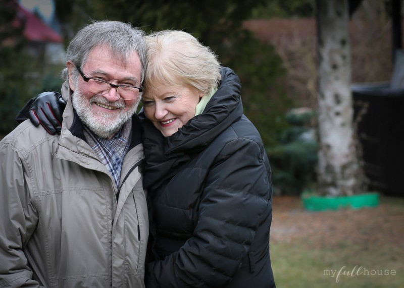 Mom and Dad - Happy Anniversary | www.my-full-house.com | Top Scandinavian Blog