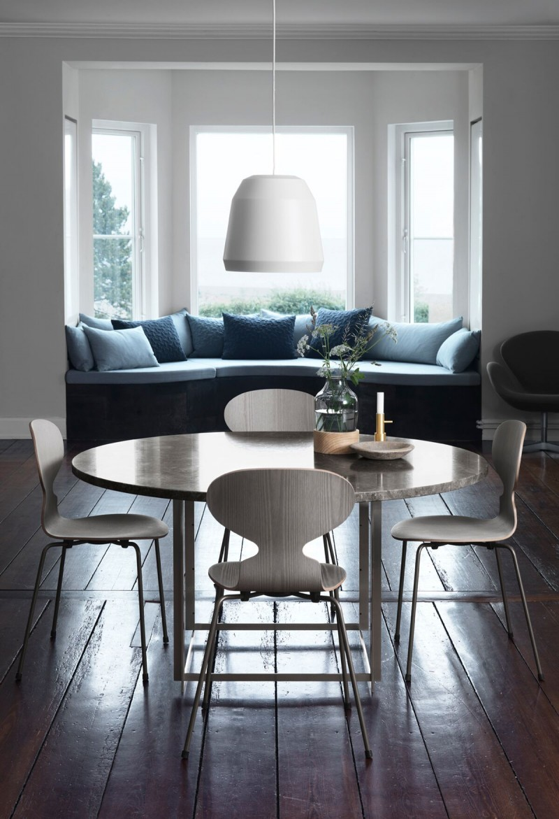 The most beautiful Ant | FRITZ HANSEN'S CHOICE 2016 | www.my-full-house.com | Top Scandinavian Interior and Lifestyle Blog