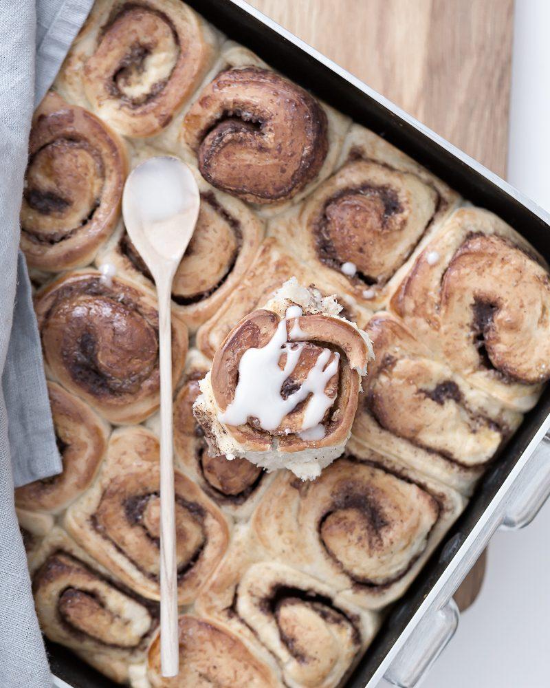 Kanelsnegle - Cinnamon Snails (Sticky rolls) | www.my-full-house.com | Top Scandinavian Blog