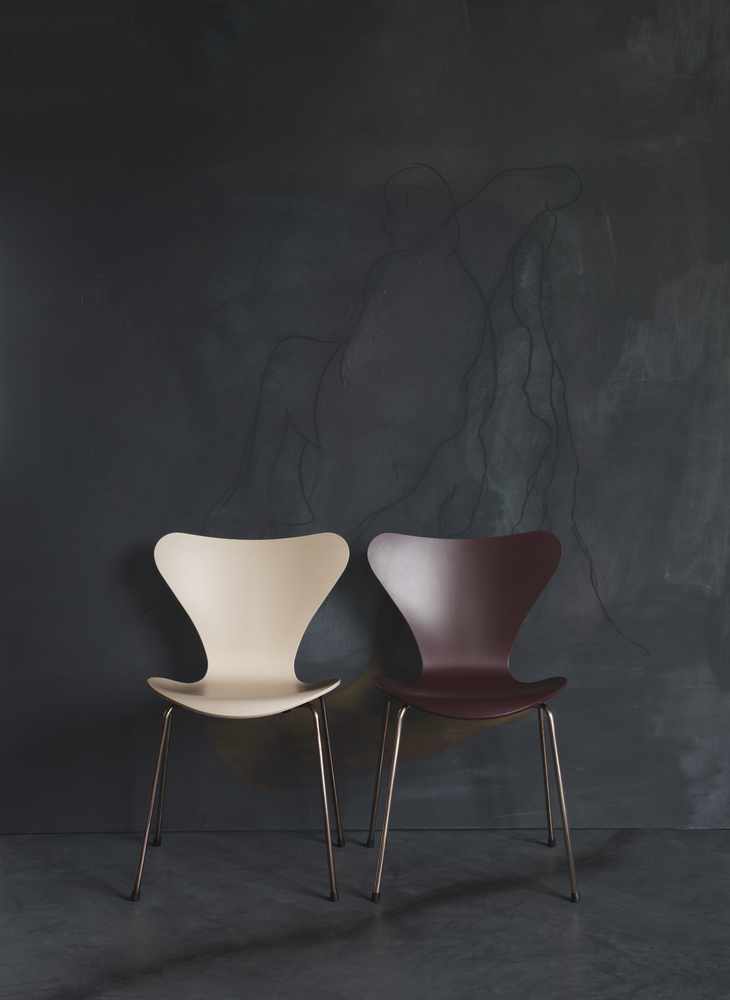Fritz Hansen's Choice 2017 - Series 7 Chair | www.my-full-house.com | Top Scandinavian Interior and Lifestyle Blog