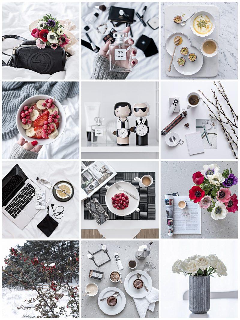 Winter instagram update