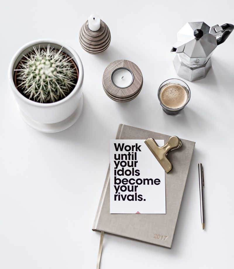 Change your Idols into Rivals | www.my-full-house.com | Top Scandinavian Interior and Lifestyle Blog