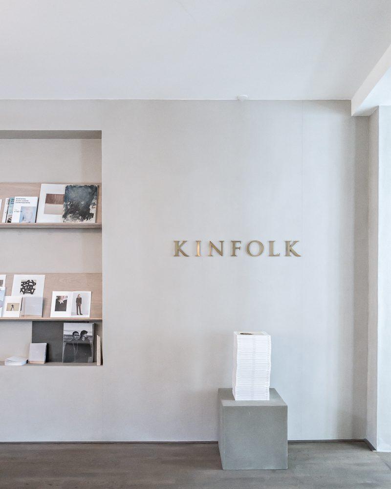 Kinfolk Gallery Copenhagen