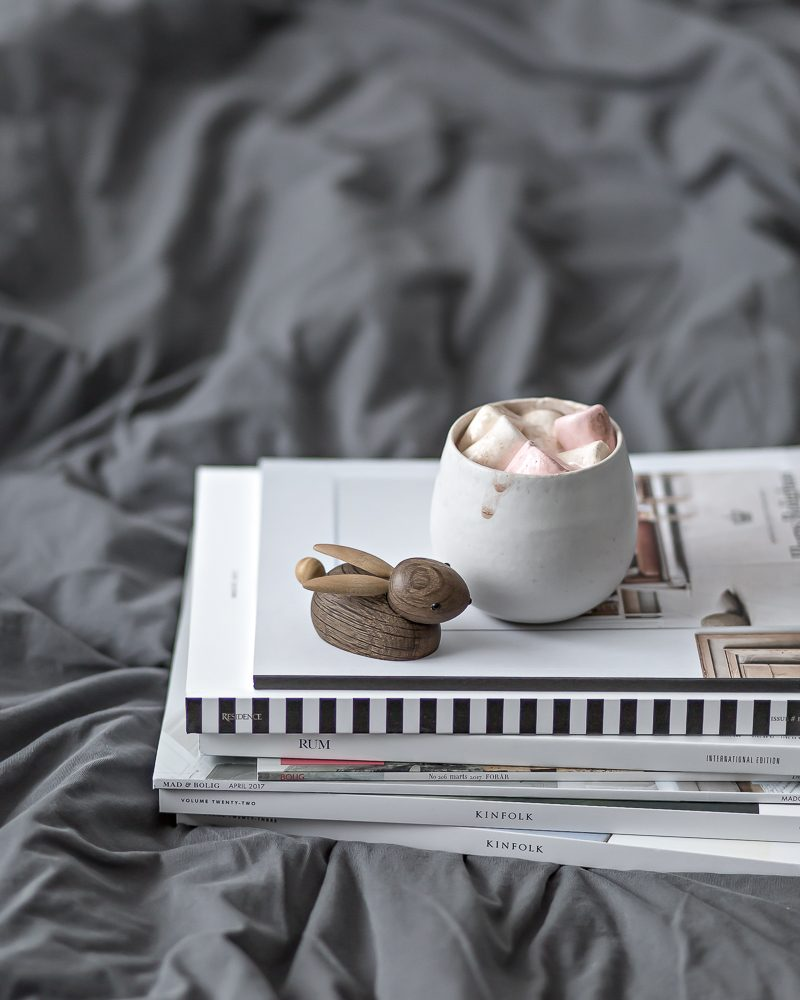 Saying goodbye to hot chocolate | www.my-full-house.com | Top Scandinavian Blog