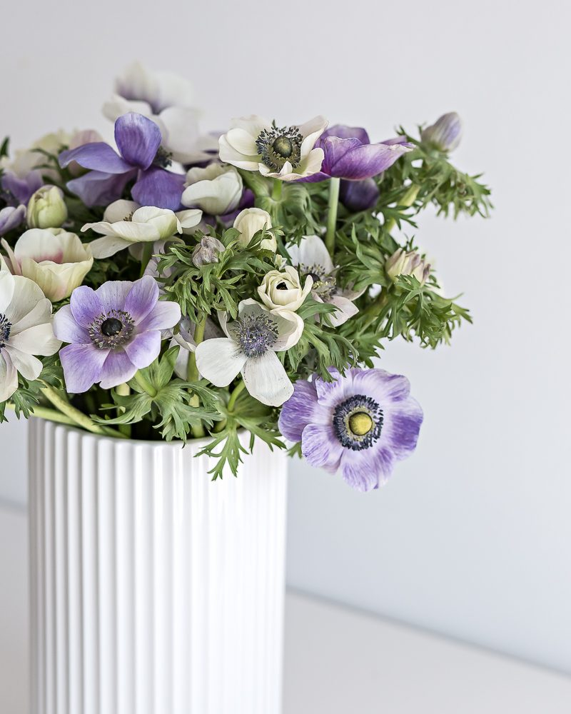 Friday Anemones | www.my-full-house.com | Top Scandinavian Interior and Lifestyle Blog
