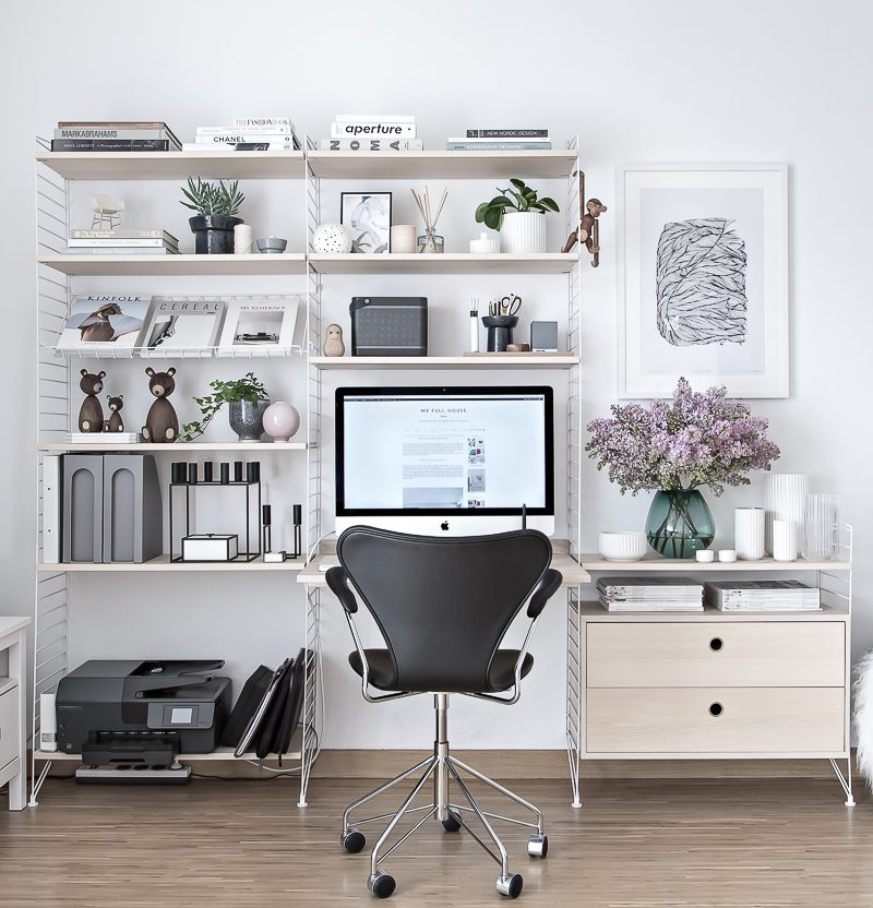 Home Office changes (Spring 2017)