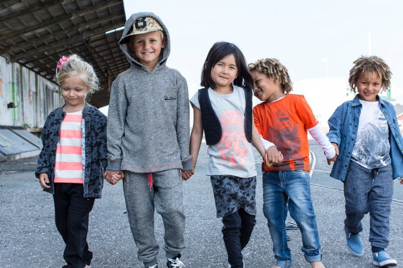 scandinavian inspiration for children – koin jeans