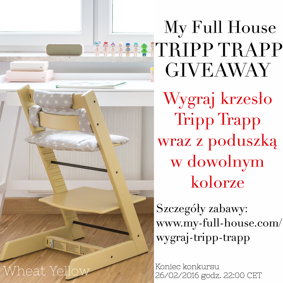 tripp trapp giveaway
