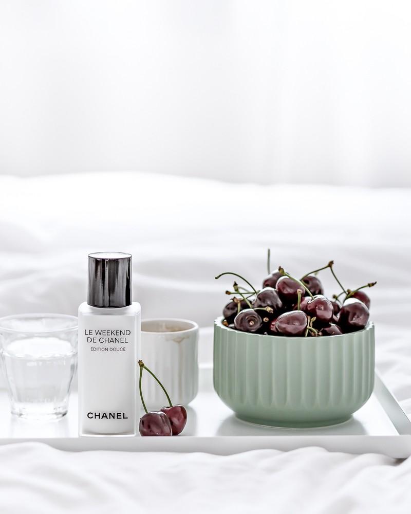 weekend cherries in bed   www.my-full-house.com
