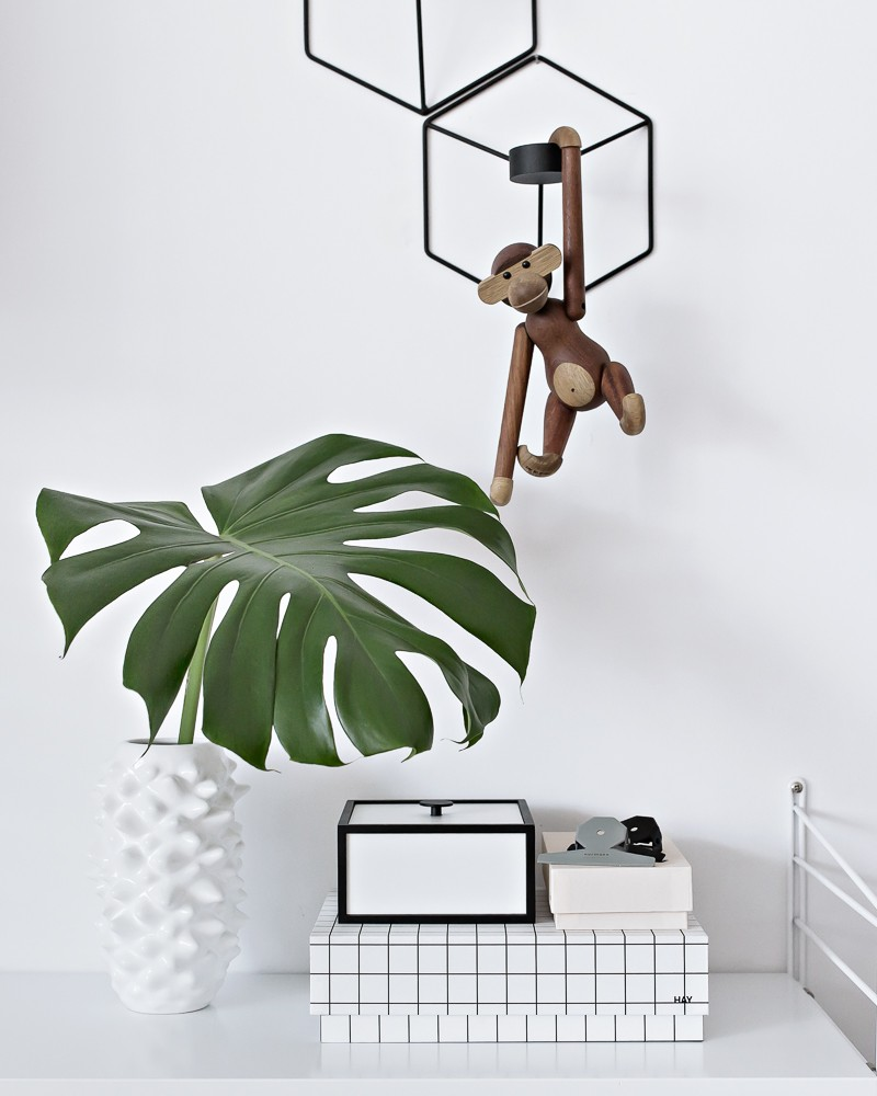 Monstera | www.my-full-house.com | Top Scandinavian Interior and Lifestyle Blog