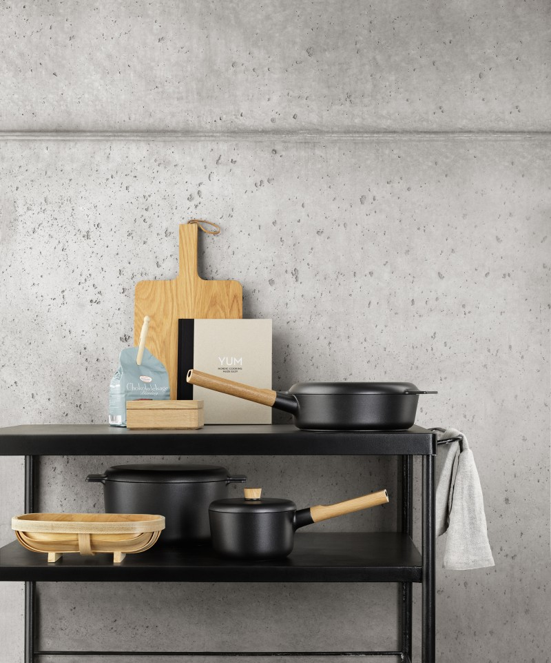 Nordic Kitchen by Eva Solo   www.my-full-house.com   Top Scandinavian Interior and Lifestyle Blog