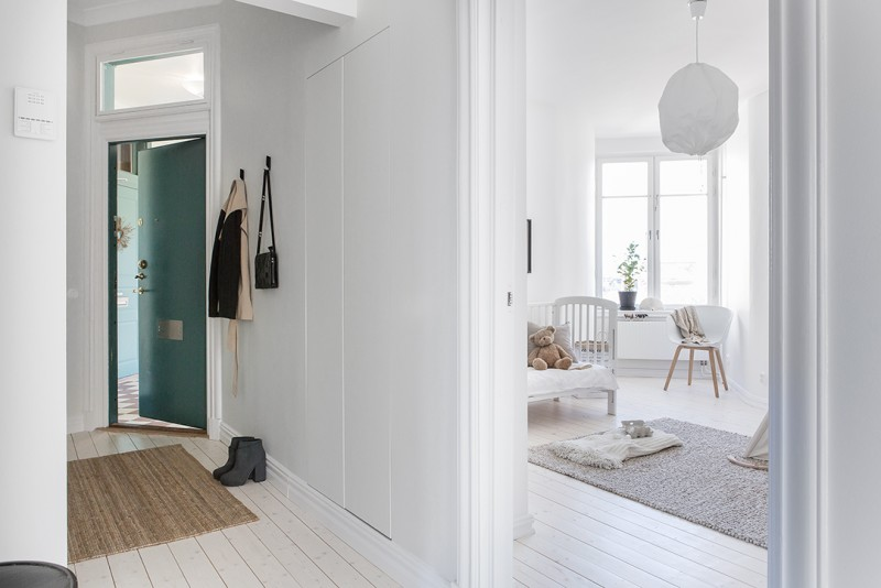 Scandinavian Dream City Apartment | www.my-full-house.com | Top Scandinavian Interior and Lifestyle Blog
