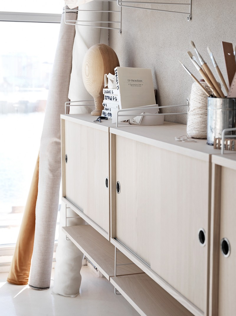 """String Works"" a beautiful new office solution from Sweden 