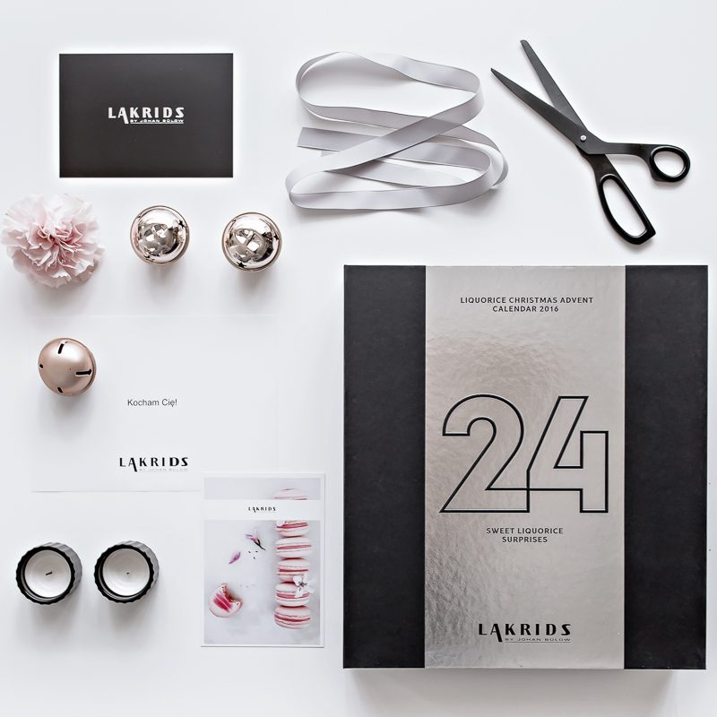 Thank you Baby! My Advent Calendar 2016 | Lakrids by Johan Bulow | www.my-full-house.co | Top Scandinavian Interior and Lifestyle blog