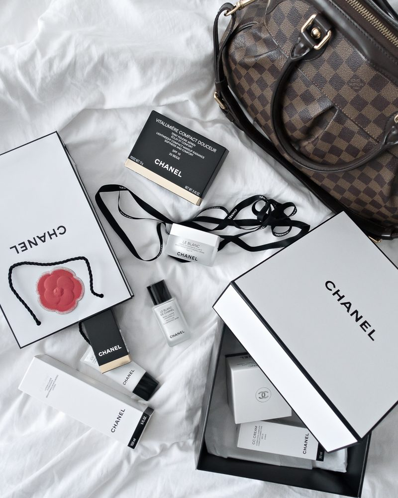 Chanel Black and white beauty haul (and beauty resolutions)| www.my-full-house.com