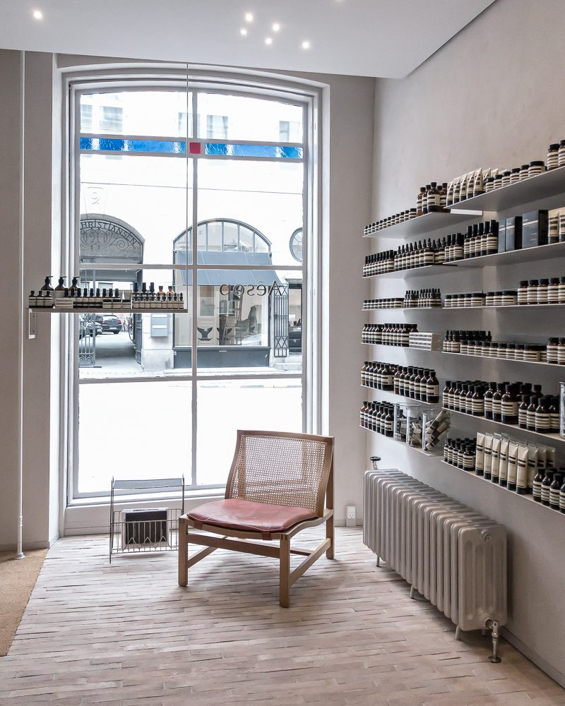 Aesop Copenhagen | www.my-full-house.com | top Scandinavian Interior and Lifestyle Blog