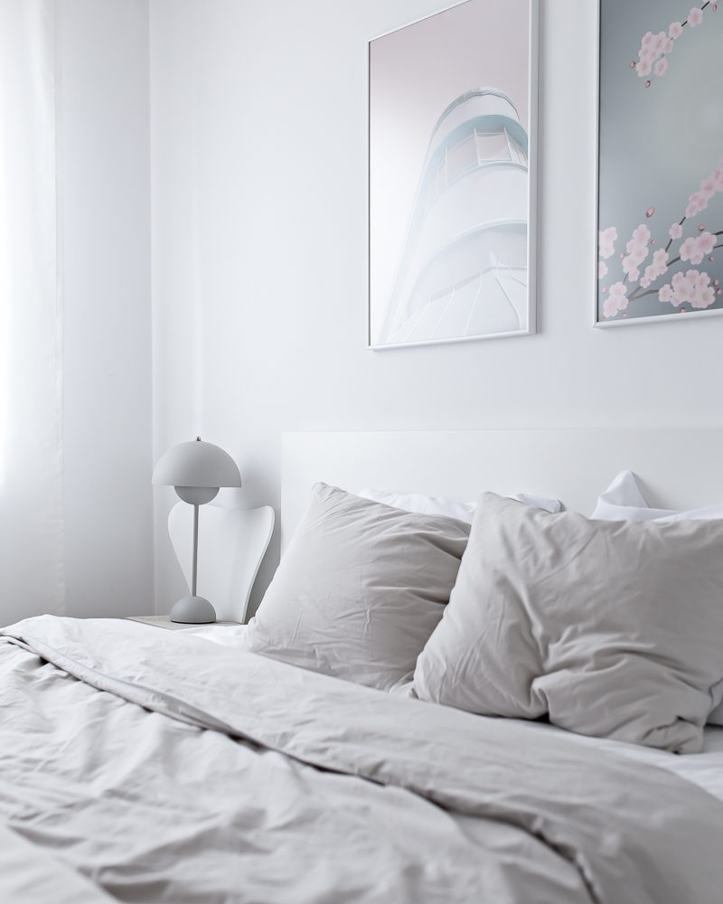 Spring Bedroom | www.my-full-house.com | Top Scandinavian Interior and Lifestyle Blog
