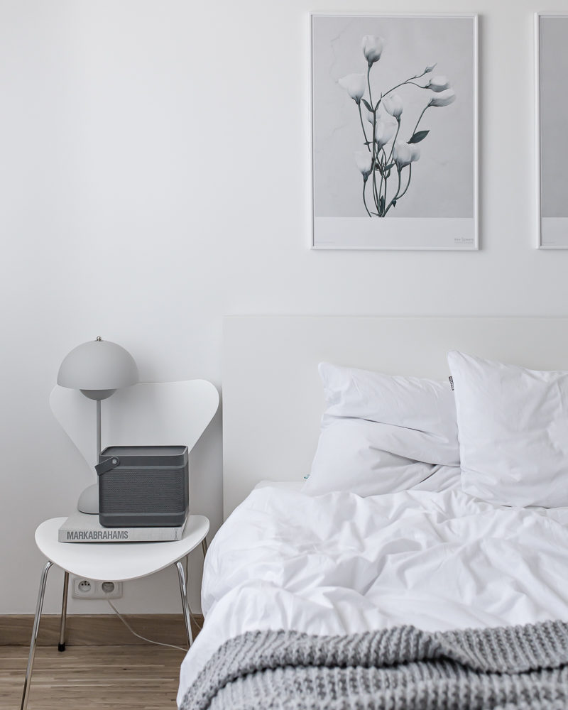bedroom white | www.my-full-house.com | Top Scandinavian Interior and Lifestyle Blog