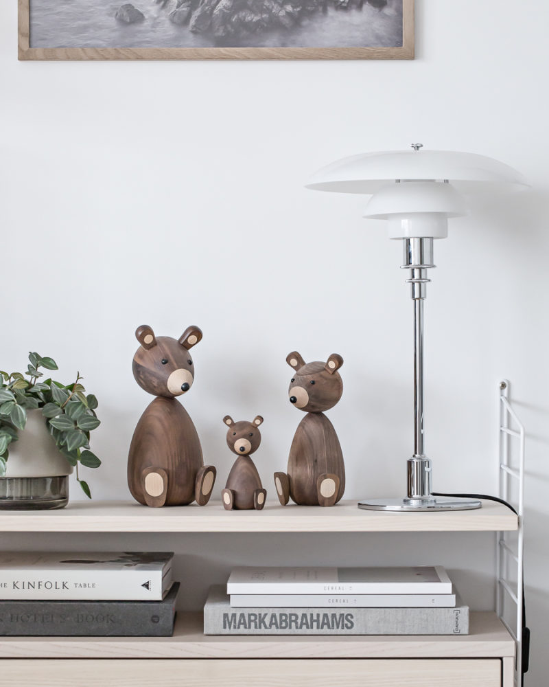 Bear Family Giveaway with Lucie Kaas