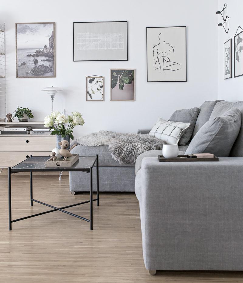 New corner in the living room | www.my-full-house.com