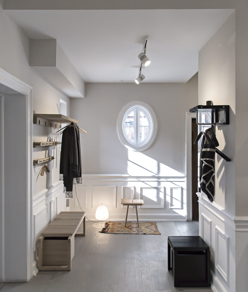Beautiful Skagerak Showroom in Copenhagen | www.my-full-house.com
