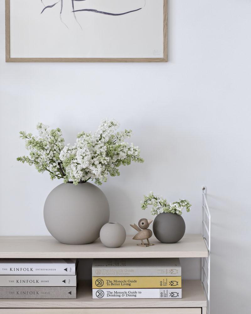 Ball Vase – weekend flowers