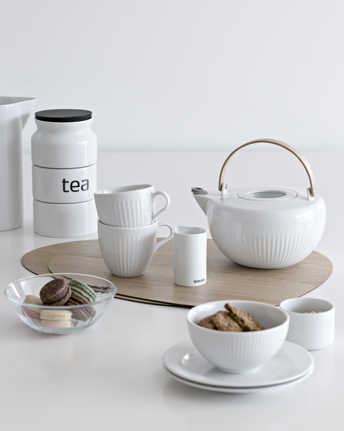 Special weekend and tea for two