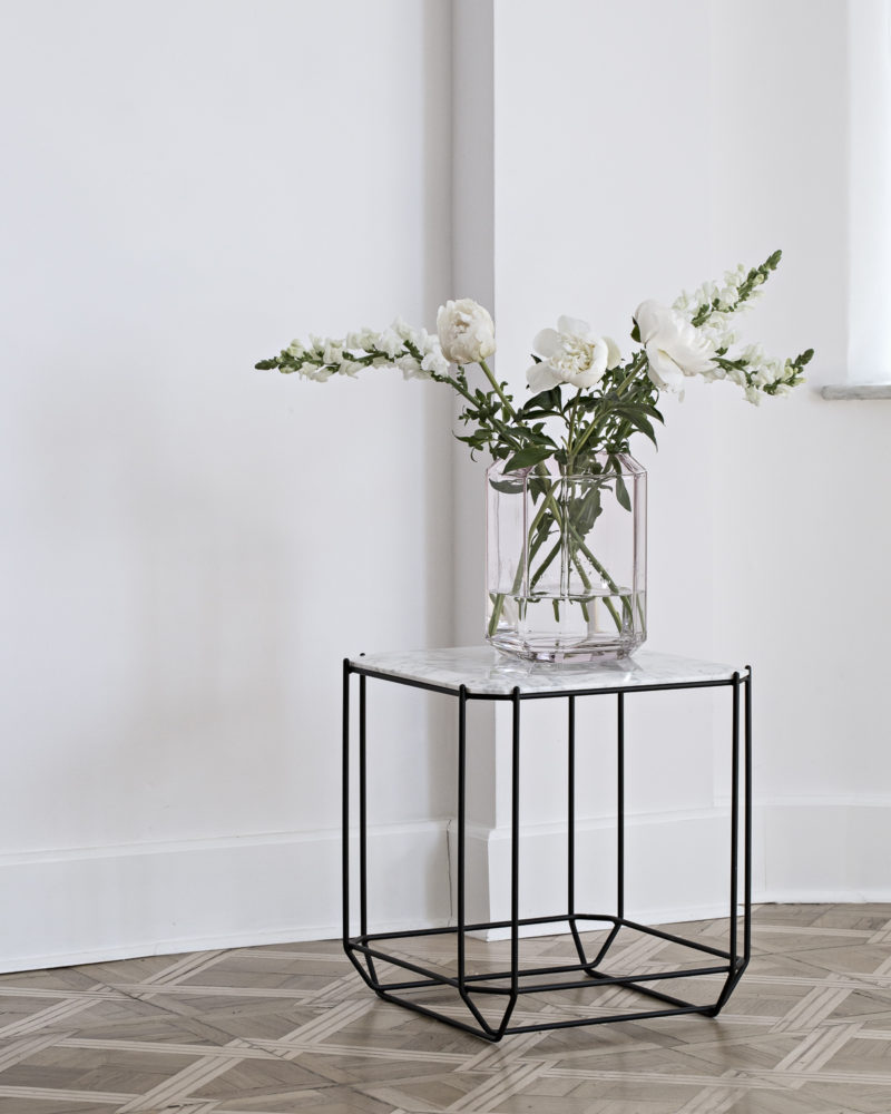 Jewel Vase - Weekend flowers | www.my-full-house.com