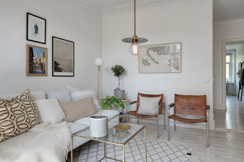 Cosy apartment with charming details | www.my-full-house.com