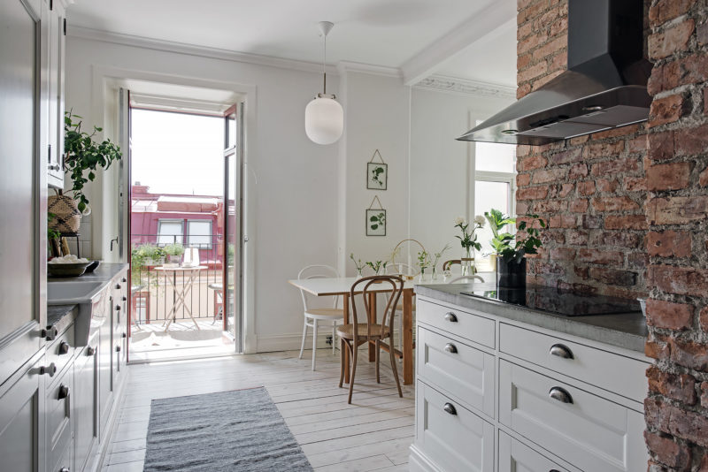 Cosy apartment with charming details   www.my-full-house.com