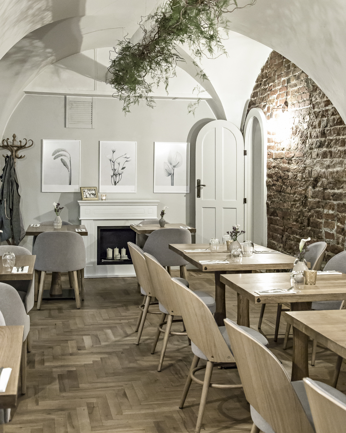 Great restaurant with a Scandinavian twist in Warsaw