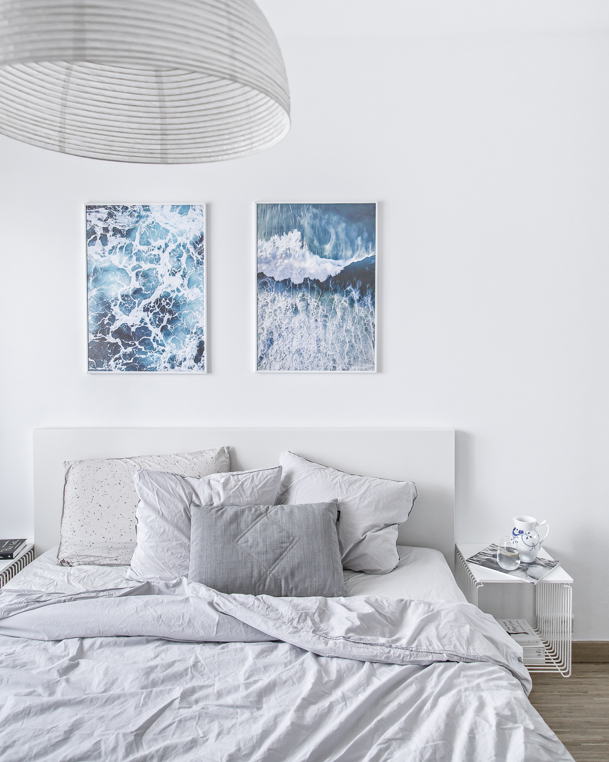 Summer Vibes in our apartment and Desenio discount code | www.my-full-house.com