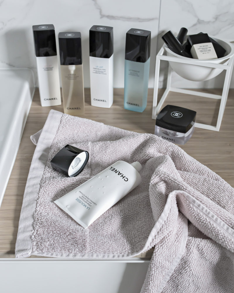 New CHANEL cleansing collection | www.my-full-house.com