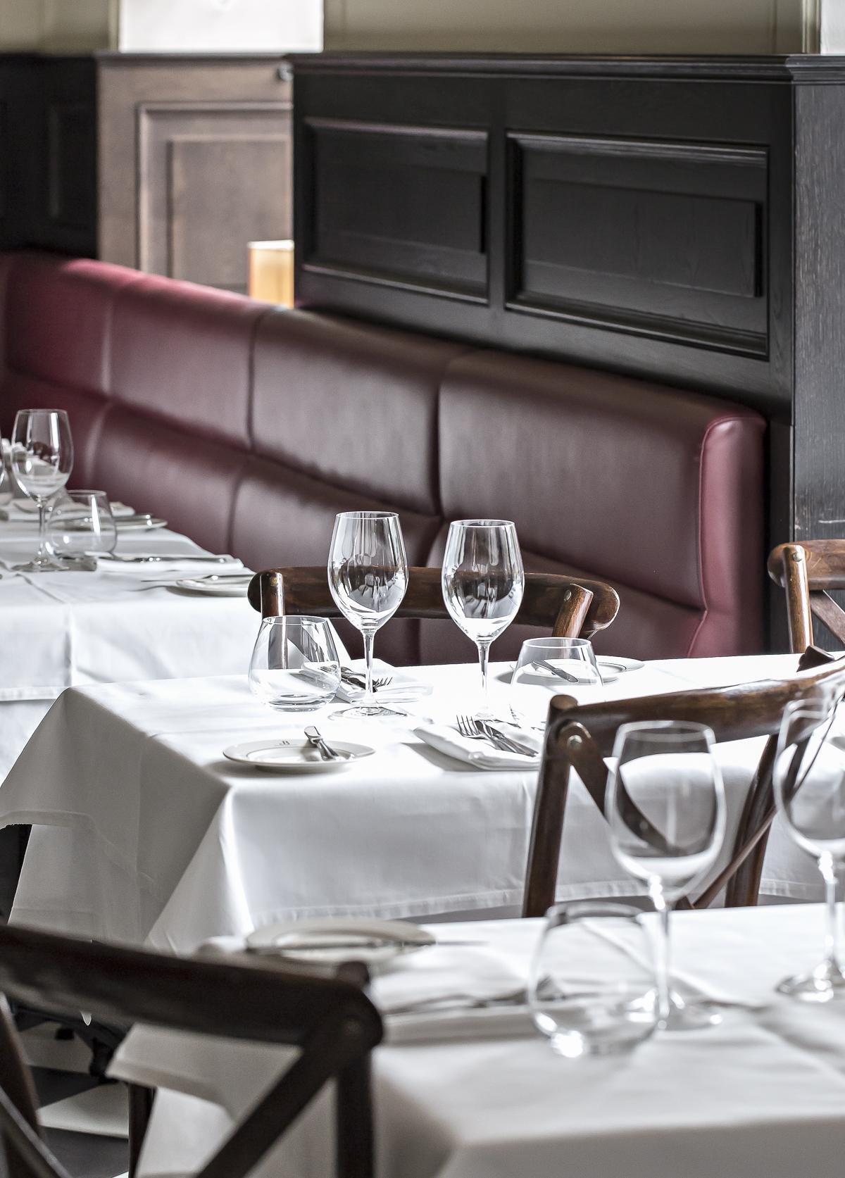 Great places in Warsaw – Brasserie Warszawska