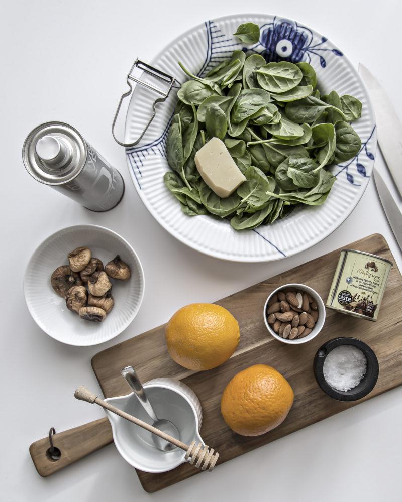 Best spinach salad for the entire family, kids included! | Najlepsza sałatka ze szpinakiem, którą pokochają nawet dzieci | www.my-full-house.com