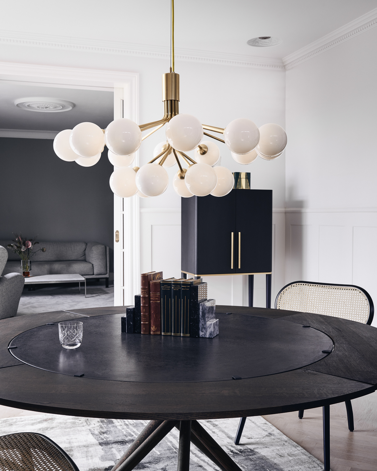 Apiales – new chandelier collection from Nuura